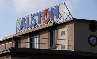Le site Alstom de Reichshoffen, en Alsace.