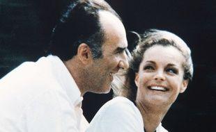 Michel Piccoli et Romy Schneider dans « Les Choses de la vie ».
