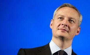 Bruno Le Maire avait lâché François Fillon en pleine campagne présidentielle
