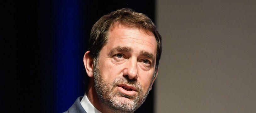 Christophe Castaner, ministre de l'Intérieur, le 24 avril 2019.
