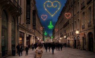 Le gui et le houx vont fleurir dans les rues de Rennes pour les fêtes de fin d'année.