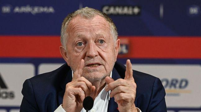 Remonté après la suspension de deux joueurs, Aulas glisse un tacle à Monaco