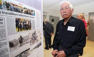 La ville de Sorgues a commémoré jeudi des événements longtemps occultés par la mémoire nationale: le recours à partir de 1939 à des milliers d'Indochinois, employés dans une poudrerie pour un salaire dérisoire et logés dans des camps très rudes.