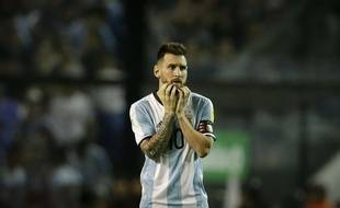 Lionel Messi est mal embarqué