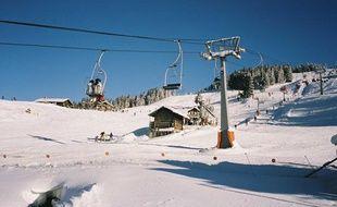 La station de ski de La Clusaz.