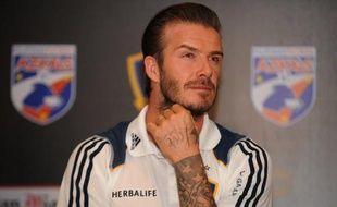 David Beckham n'ira pas au Paris SG mais ce n'est pas pour autant que sa présence dans les rangs des Los Angeles Galaxy en mars à la reprise de la saison de la Ligue nord-américaine de football (MLS) est déjà acquise, indiquait mardi sur son site internet le Los Angeles Times.