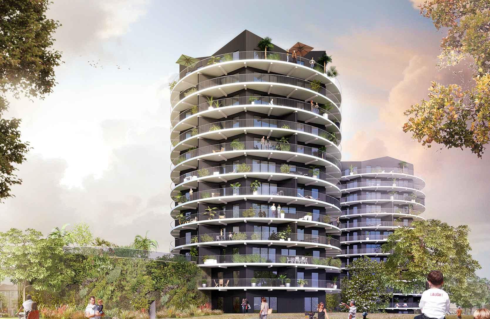 Rennes comment les architectes vont transformer la ville for Architecture rennes