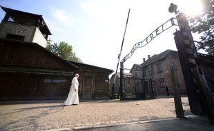 L'ancien camp de concentration d'Auschwitz en Pologne. (image d'illustration)