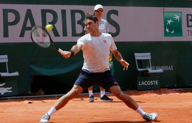 Roland-Garros: Federer est de retour! Le programme du dimanche 26 mai (1er tour)