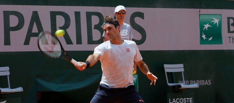 Vous ne rêvez pas, Roger Federer est à Paris