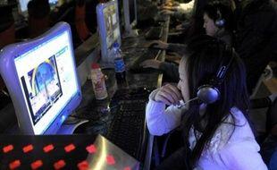 """Les tentatives de la Chine pour censurer et contrôler internet lui valent de figurer sur une liste noire des pays """"non libres"""" en ligne, selon le rapport d'une organisation de défense des droits de l'homme, publié mercredi."""