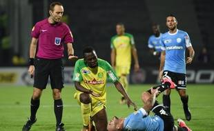 Anthony Walongwa a été prêté à Grenoble.