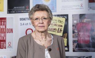 Pour Françoise Barré-Sinoussi, présidente de Sidaction, le grand public doit se remobiliser vis-à-vis du sida.