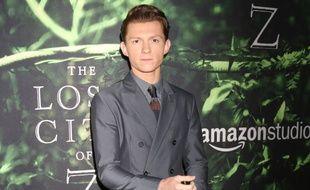 L'acteur Tom Holland