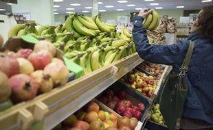Les prix des fruits et légumes ont reculé en 2014 sous l'effet d'une offre trop abondante l'été dernier.