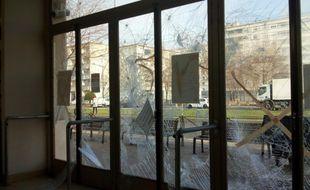 Les enseigants du lycée Lumière à Lyon ont fait part de leur ras-le-bol, s'estimant