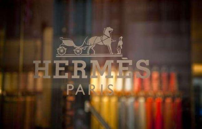 Un magasin Hermès à New York (Etats-Unis) en septembre 2010.