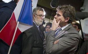 Le ministre du Redressement productif, Arnaud Montebourg, a estimé vendredi que la troisième révolution industrielle de la France passerait par le Made in France.