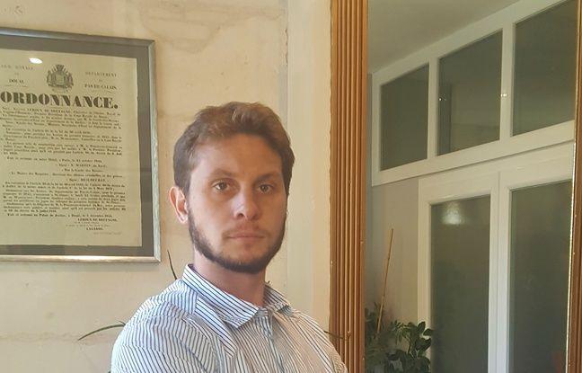 Thibaut Kurzawa, avocat au barreau de Saintes.