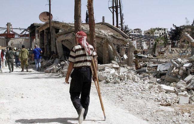 Syrie: Moscou assure que l'OIAC s'est rendue sur les lieux de l'attaque chimique présumée à Douma