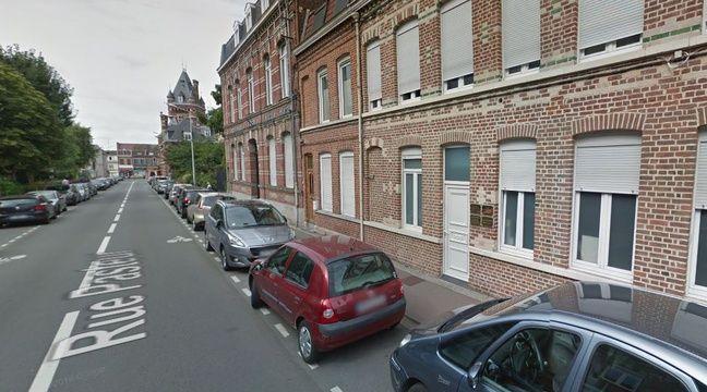 La rue Pasteur, à La Madeleine. – Google Maps