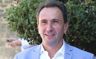 Vincent Feltesse, le 4 septembre 2019, lors de l'annonce de sa candidature aux municipales de 2020 à Bordeaux.