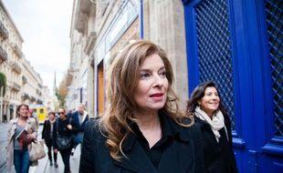 Valérie Trierweiler, le 14 novembre 2014, à Bordeaux.