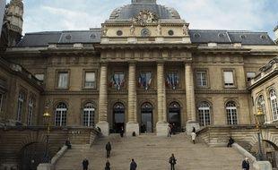 Le palais de justice de Paris, le 15 octobre 2012.