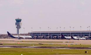 L'aéroport de Bruxelles-Zaventem, en Belgique, le 3 avril 2016.