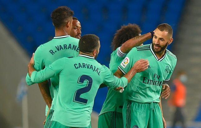 VIDEO. Real Madrid: Karim Benzema éblouit encore l'Espagne avec une talonnade «de génie»