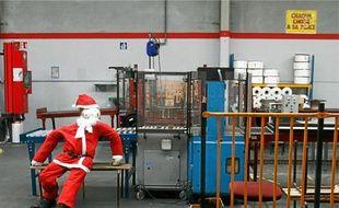 L'imprimerie Hebdoprint, désormais inactive, a connu son pire Noël.