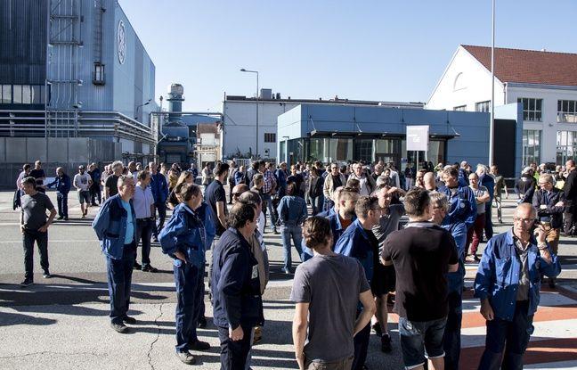 Plan social chez General Electric: Des milliers de personnes attendues pour un rassemblement de soutien à Belfort