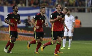 Les Belges sont qualifiés pour la Coupe du monde