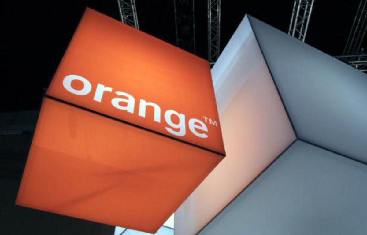 Le groupe de téléphonie Orange a été condamné mercredi pour homicide involontaire après le décès fin 2011 d'un technicien, tombé d'une échelle dangereuse – ERIC PIERMONT AFP