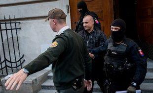 Tomas Sz., auteur présumé de l'assassinat, avait déjà été arrêté.