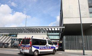 L'hôtel de police de Lille (illustration).