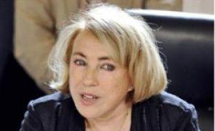 Maryse Joissains, députée-maire d'Aix.