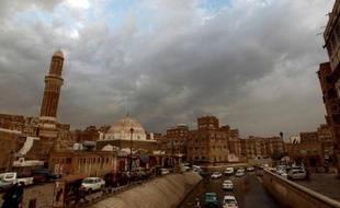 La vieille ville de Sanaa, capitale du Yemen, le 13 avril 2013.
