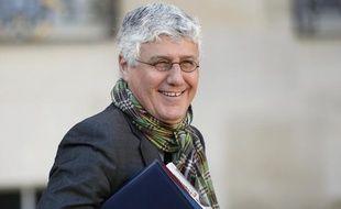 Le ministre de l'Ecologie Philippe Martin, le 13 novembre 2013.