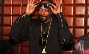Snoop Dogg, le 27 avril 2015, à New York.