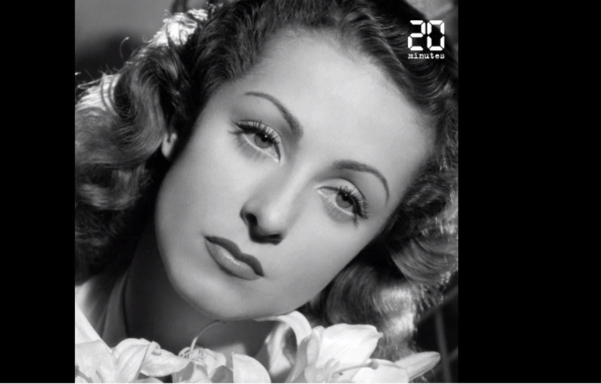 Danielle Darrieux est morte à l'âge de 100 ans – Capture d'écran 20 Minutes