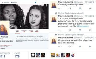 Les vieux tweets de Oulaya Amamra épinglés sur la toile