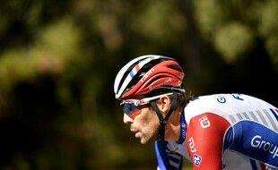 Thibaut Pinot sur le Tour de France en 2020