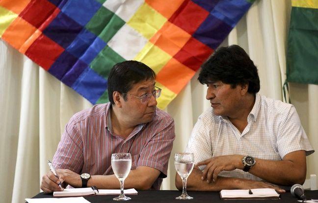 Bolivie: La candidature de Evo Morales au Sénat invalidée