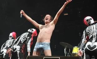 Le chanteur Philippe Katerine chantera pour les Rockeurs ont du cœur samedi 16 décembre.