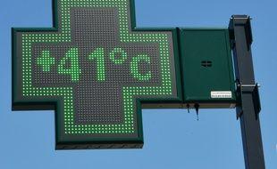 A Bourgoin Jallieu (Isère), une alerte canicule avait déjà été lancée fin juillet à cause des hautes températures