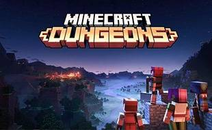 Minecraft Dungeons passe le cap des 10 millions de joueurs