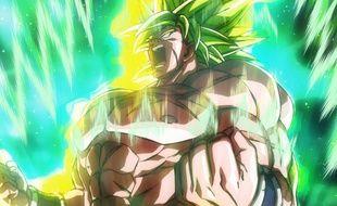 Image extraite de «Dragon Ball Super: Broly».