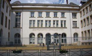 Le tribunal de Thionville.