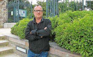 Claude Guinard, directeur des Tombées de la Nuit depuis 2003.